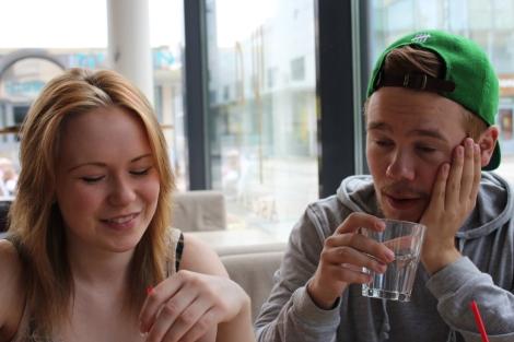Anette ja Sonny pitivät kolmevuotista Tilu-kokemustaan positiivisena. Kuva: Dana Mikhlik.