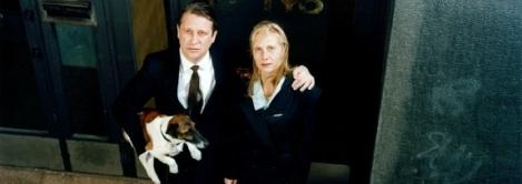 Aki Kaurismäen Kauas pilvet karkaavat (1996) on eräänlainen satu, jossa Suomella menee huonosti. Elokuva oin jälleen ajankohtainen. Kuva: IhmeFilmi.