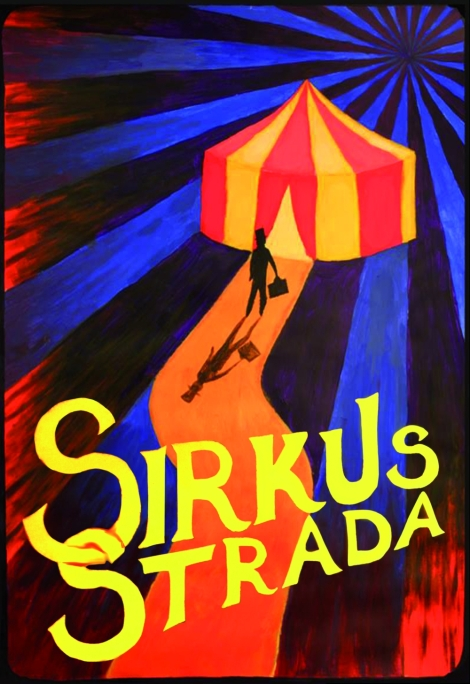 Musikaalin julisteen on maalannut Armi Terhemaa.
