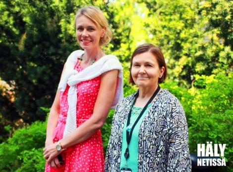 Nanna ja Anne